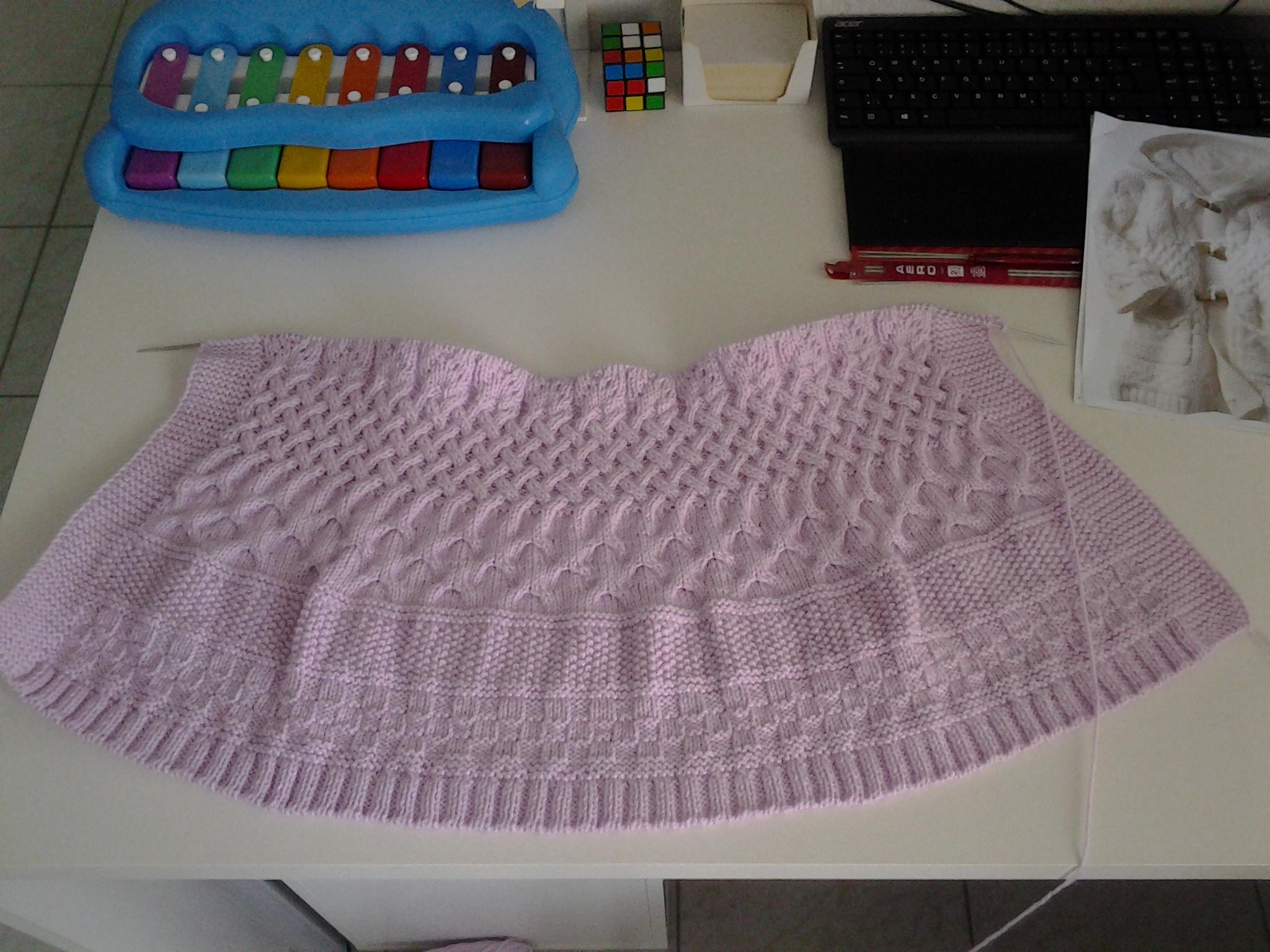 вязаное пальто для малышки запись пользователя афродитка венера