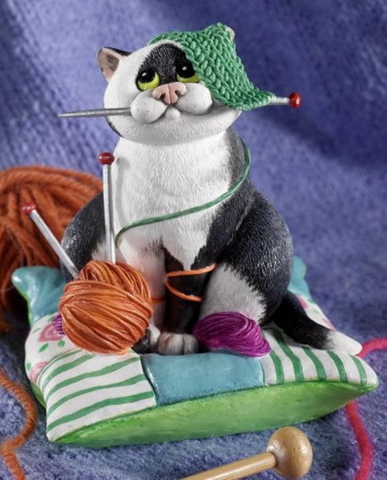 Картинки с днем вязания