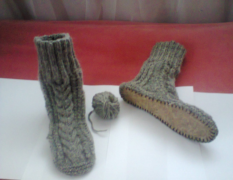 шерстяные носки на стельке запись пользователя галина бикирова