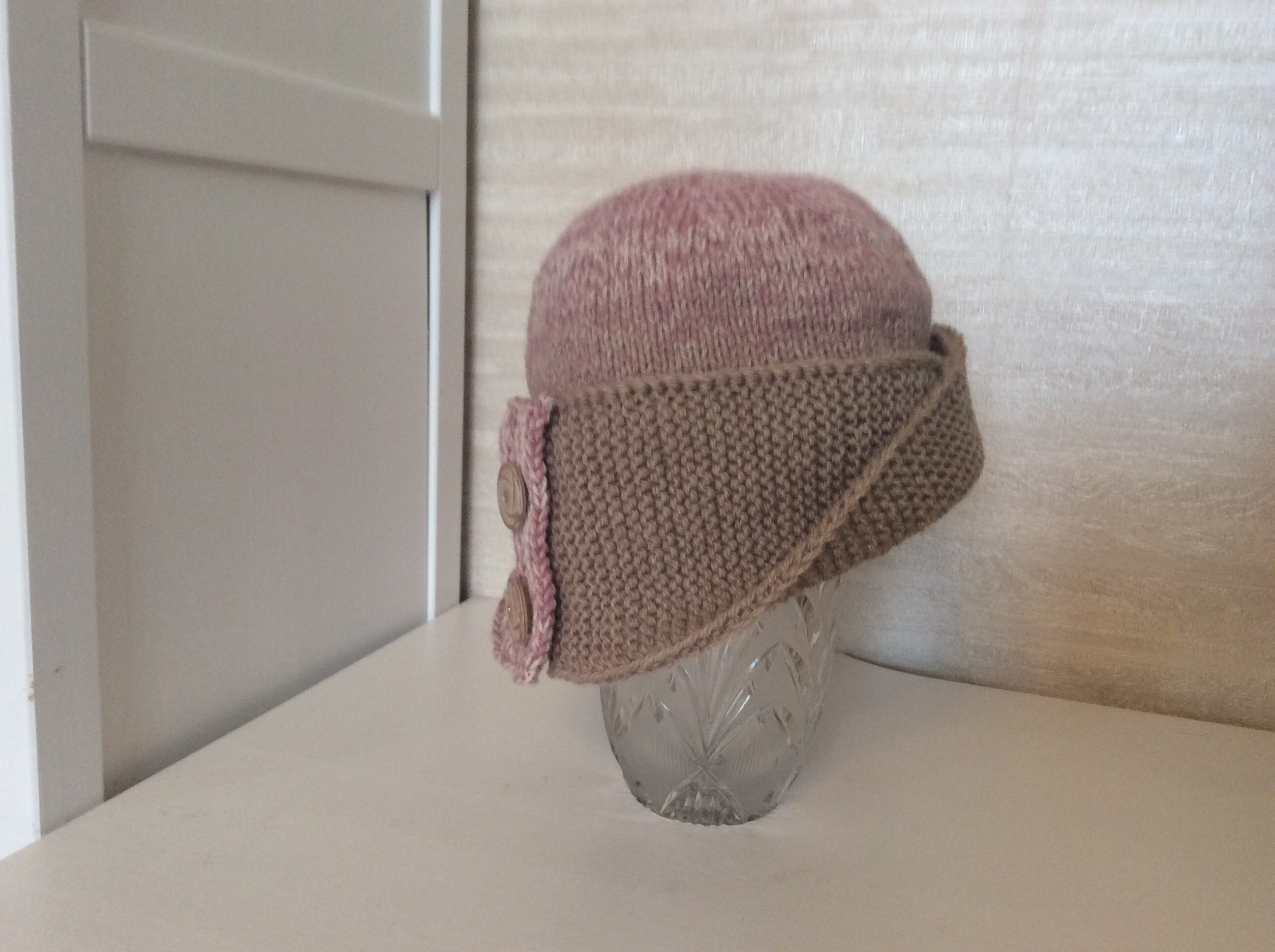 как связать шапку робин