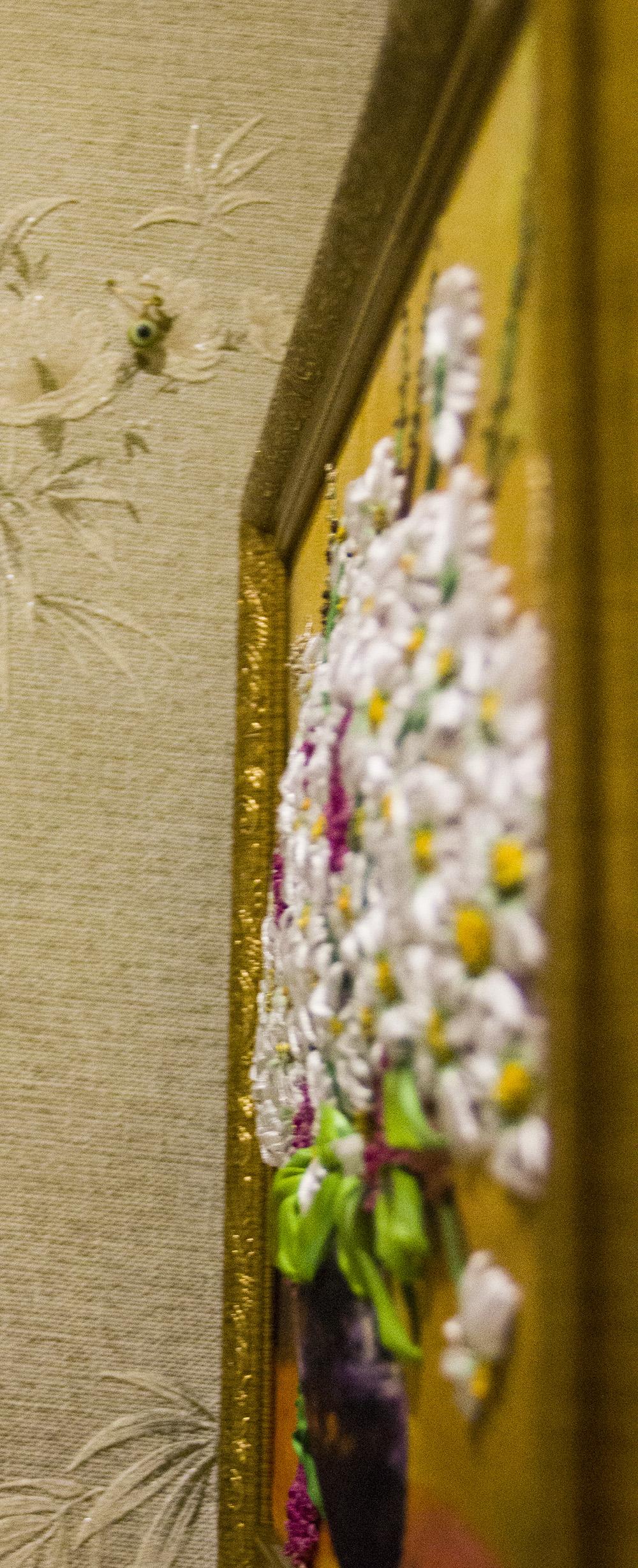Мастер-класс вышивки маков атласными лентами, а также других полевых и осенних цветов