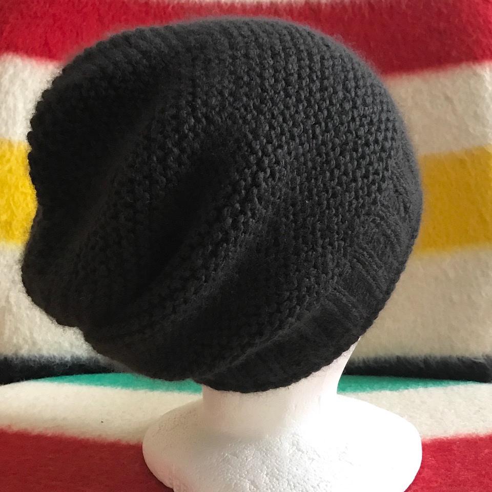 шапка платочной вязкой спицами запись пользователя лисик светлана