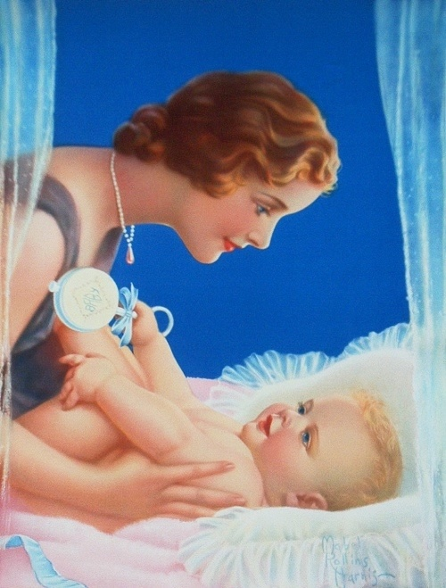 Материнство открытки, милой картинки открытки